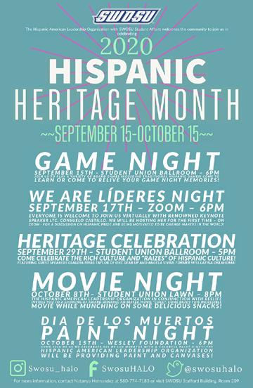 hispanic heritage month - photo #17